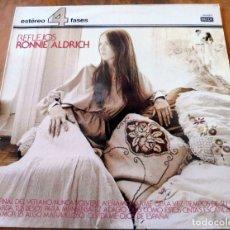 Discos de vinilo: LP - DECCA - REFLEJOS RONNIE ALDRICH. Lote 177739877