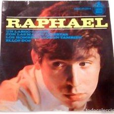 Discos de vinilo: SINGLE DE RAPHAEL DE 1964. Lote 177741607