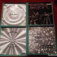 Discos de vinilo: 4 GRANDES LPS DE MÚSICA CONCRETA/ SIGLO XXI. Lote 177742005