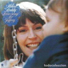 Discos de vinilo: HELEN REDDY LOVE SONG FOR JEFFREY LP . BARBRA STREISAND FOLK OLIVIA NEWTON-JOHN. Lote 177744492