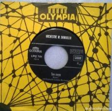 Discos de vinilo: ORCHESTRE M. DUMOULIN. TON CORPS/ QUELLE NUIT. BELGICA 1971 SINGLE LPQ 701. Lote 177745847