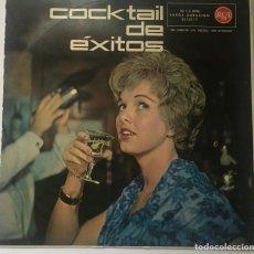 Discos de vinilo: COCKTAIL DE EXITOS - RCA - AÑO 1959. Lote 177749097
