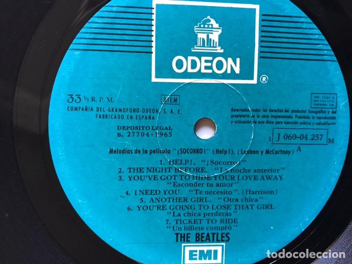 Discos de vinilo: Help. The Beatles - Foto 7 - 113645436