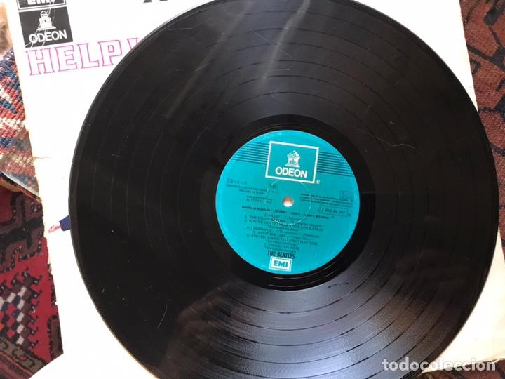 Discos de vinilo: Help. The Beatles - Foto 8 - 113645436