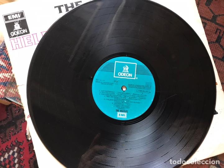 Discos de vinilo: Help. The Beatles - Foto 10 - 113645436