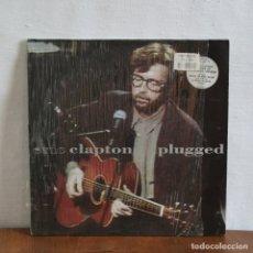 Discos de vinilo: 1992 / ERIC CLAPTON / UNPLUGGED / TEARS IN HEAVEN / LAYLA. Lote 177766880