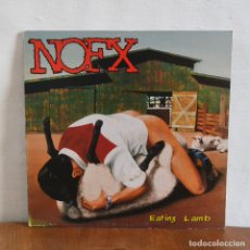 Discos de vinilo: 1996 / NOFX / EATING LAMB / EPITAPH. Lote 177772825