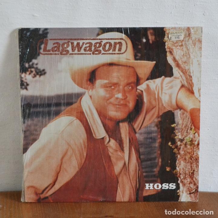 1995 / LAGWAGON / HOSS / FAT532-1 / BONANZA (Música - Discos de Vinilo - Maxi Singles - Punk - Hard Core)