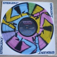 Discos de vinilo: MAXI 12 PULGADAS. KANO. IT´S A WAR. AÑO 1980. Lote 177786080