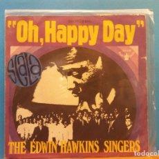 Discos de vinilo: OH, HAPPY DAY. THE EDWIN HAWKINS SINGERS. . Lote 177789354