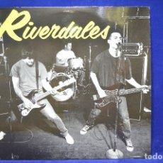 Discos de vinilo: RIVERDALES - RIVERDALES - LP. Lote 177790759