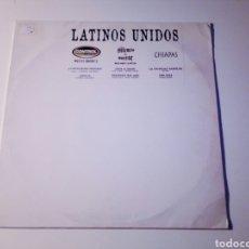 Discos de vinilo: LATINOS UNIDOS. Lote 177793804