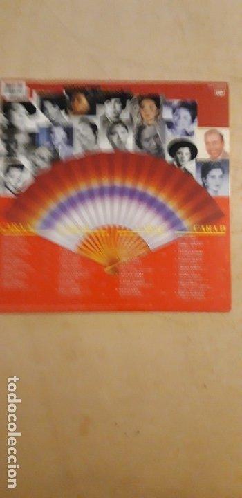 Discos de vinilo: 1 LP DOBLE DE ** COPLAS DE ESPAÑA . ** - 1990 EMI - Foto 2 - 177800832