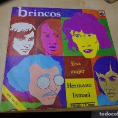 Discos de vinilo: LOS BRINCOS POP ESPAÑOL BEATLES OFERTA COLECCIONISTAS. Lote 177822093