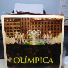 Discos de vinilo: EP COBLA BARCELONA: OLIMPICA ( SARDANA ) 1968. Lote 177822117