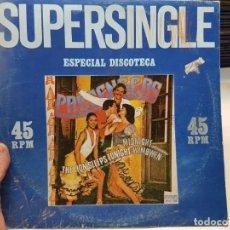 Discos de vinilo: LP-SUPERSINGLE-ESPECIAL DISCOTECA 45RPM EN FUNDA ORIGINAL. Lote 177822775