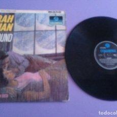 Discos de vinilo: JOYA LP ORIGINAL MONO. SARAH VAUGHAN. SNOWBOUND. COLUMBIA 33SX 152. UK. . Lote 177833523