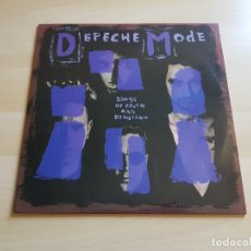Discos de vinilo: DEPECHE MODE - SONGS OF FAITH AND DEVOTION - LP VINILO - GENERAL - MUTE RECORDS. Lote 177844388
