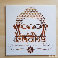 Discos de vinilo: THE BUDHA MÓSTOLES - ADVANCED MUSIC CLUB 4 - MAXI VINILO - ALEX SOSA - OSCAR GUAU - BONGO - 2006. Lote 177845440