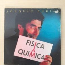 Discos de vinilo: JOAQUIN SABINA FISICA Y QUIMICA. Lote 177850920