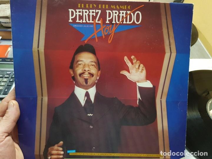 LP DOBLE-PEREZ PRADO-EL REY DEL MAMBO,HOY EN FUNDA ORIGINAL (Música - Discos - LP Vinilo - Grupos y Solistas de latinoamérica)