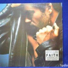 Discos de vinilo: GEORGE MICHAEL - FAITH - LP. Lote 177875288