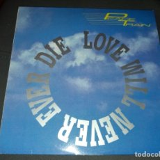 Discos de vinilo: PEACE TRAIN --- LOVE WILL NEVER EVER. Lote 177876999