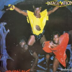 Discos de vinilo: LP-IMAGINATION- SCANDALOUS EN FUNDA ORIGINAL 1983. Lote 177879924
