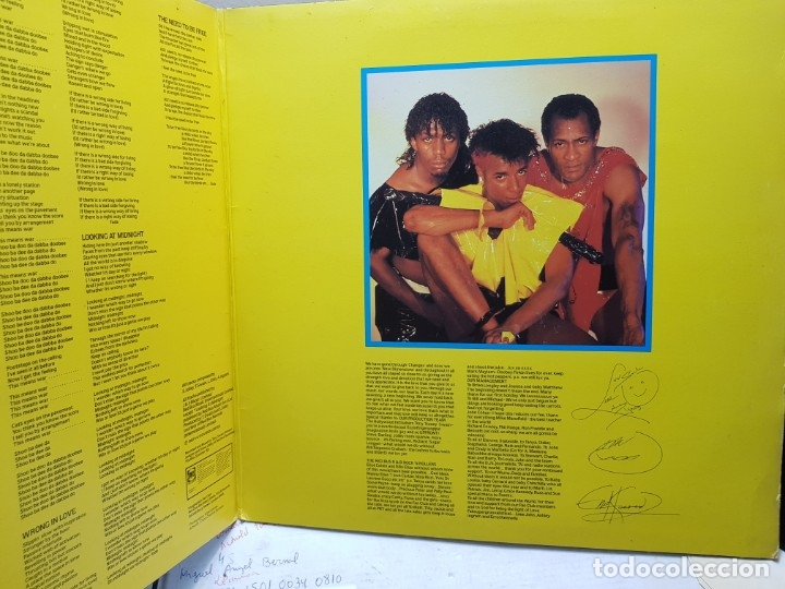 Discos de vinilo: LP-IMAGINATION- SCANDALOUS en funda original 1983 - Foto 2 - 177879924