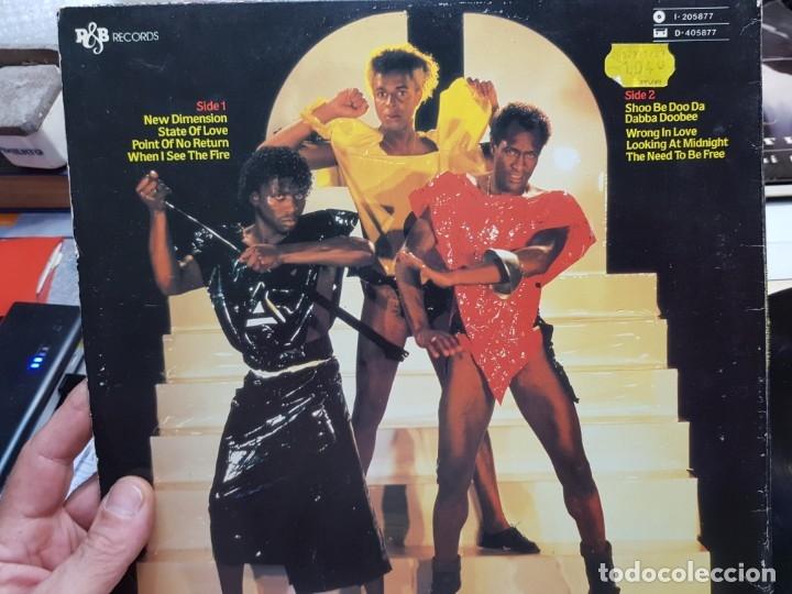 Discos de vinilo: LP-IMAGINATION- SCANDALOUS en funda original 1983 - Foto 3 - 177879924