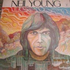 Discos de vinilo: NEIL YOUNG - NEIL YOUNG LP - EDICION U.S.A. - REPRISE RECORDS 1969 - GATEFOLD COVER -. Lote 177884395