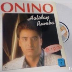 Discos de vinilo: MAXISINGLE ( VINILO) DE TONINO AÑOS 90. Lote 177885393
