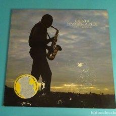 Discos de vinilo: GROVER WASHINGTON, JR. COME MORNING. WEA 1982. Lote 177889577