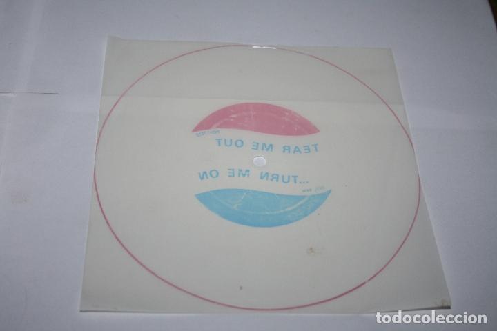 Discos de vinilo: tear me out.. turn me on disco flixible - Foto 2 - 177890695