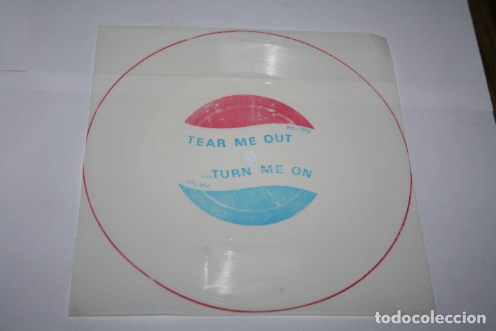 TEAR ME OUT.. TURN ME ON DISCO FLIXIBLE (Música - Discos de Vinilo - EPs - Pop - Rock Internacional de los 70)