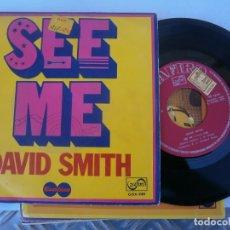 Discos de vinilo: DAVID SMITH''¡¡¡¡¡.DIFICIL DE ENCONSEGUIR¡¡. Lote 177893789