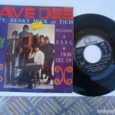 Discos de vinilo: DAVE DEE¡¡¡¡¡¡¡.DIFICIL DE ENCONSEGUIR¡¡. Lote 177894065
