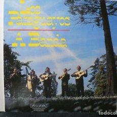 Discos de vinilo: LOS PARAGUAYOS. Lote 177936769