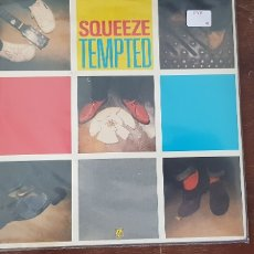 Discos de vinilo: SQUEEZE -TEMPTED. Lote 177937995