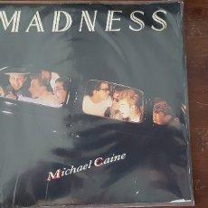 Discos de vinilo: MICHAEL CAINE-MADNESS. Lote 177938082