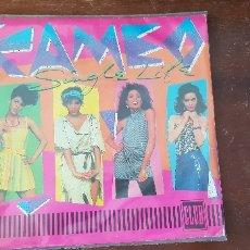 Discos de vinilo: CAMEO-HANGIN DOWNTOWN. Lote 177938252