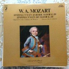 Discos de vinilo: W.A.MOZART DISCO LP. Lote 177938854