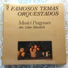 Discos de vinilo: FAMOSOS TEMAS ORQUESTADOS DISCO LP. Lote 177939232