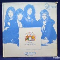 Discos de vinilo: QUEEN - A NIGHT AT THE OPERA - LP FOLDER. Lote 177941072