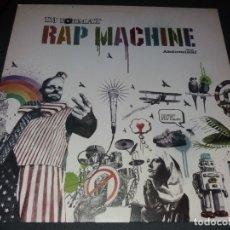 Dischi in vinile: DJ FORMAT --- RAP MACHINE // 12 PULGADAS. Lote 177949763