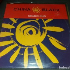 Discos de vinilo: CHINA BLACK --- SEARCHING. Lote 177949932