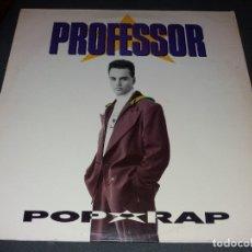 Discos de vinilo: PROFESSOR --- POP RAP. Lote 177950105