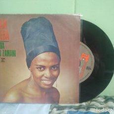 Discos de vinil: MIRIAM MAKEBA ABATIDA SINGLE SPAIN 1968 PDELUXE. Lote 177956487