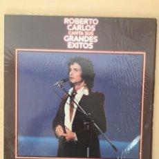 Discos de vinilo: ROBERTO CARLOS GRANDES EXITOS. Lote 177957022