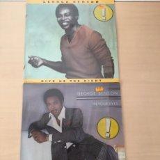 Discos de vinilo: GEORGE BENSON - 2 LP DE VINILO. Lote 177957677